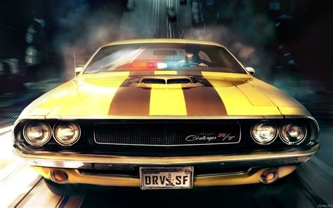 American Muscle Car Wallpaper (66+ Images