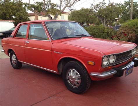 Datsun 510 For Sale by Cc For Sale Qotd What S A Clean But Not Running 1973