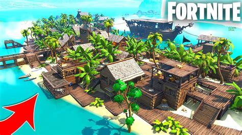 tropical island hide  seek  fortnite creative codes