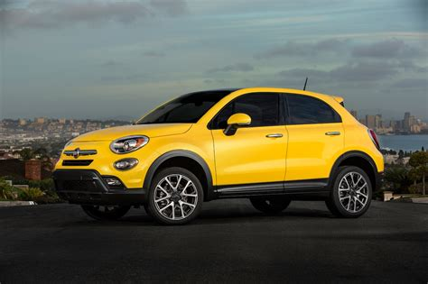 Fiat Car : 2017 Fiat 500x Reviews And Rating