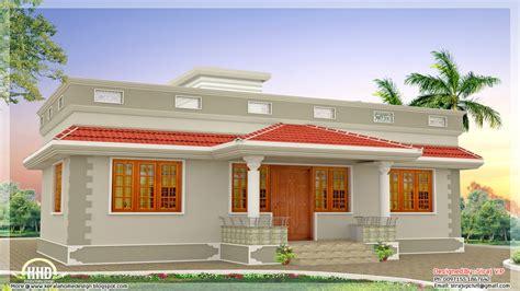 single story house designs single floor house elevation kerala single floor house 6