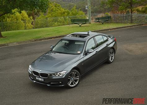 2014 Bmw 328i Sport Line Review (video)