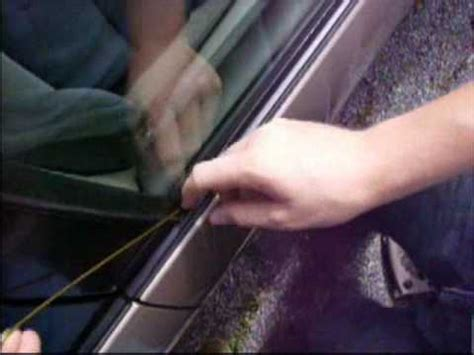 how to unlock a car door how to unlock a car door with an hanger