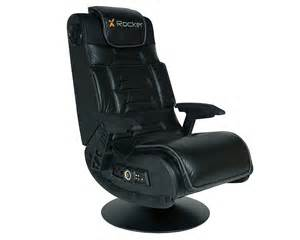 new x rocker pro gaming chair tilting swivel base gamer home theater seat ebay