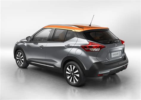 2018 Nissan Kicks Won't Surprise Anyone At The 2017 La