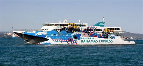 Fast Boat Miami To Bahamas by Florida Bahamas Ferry Lowers Rate To Make Amends Bahamas