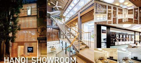Showroom Nanoco In Hanoi by Panasonic Turns On The Lights At Its New Showroom In Hanoi