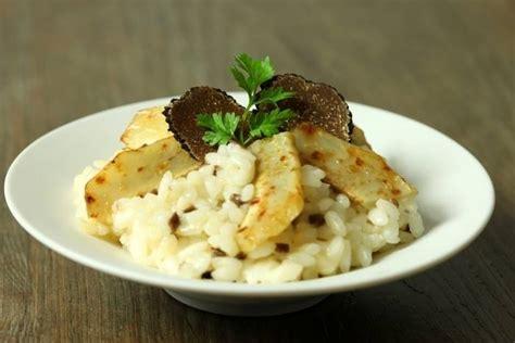 torchon cuisine recette de risotto d 39 artichaut au bouillon de céleri