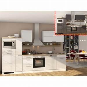 Küchenzeile 3 Meter : k chenzeile mailand iii ~ Watch28wear.com Haus und Dekorationen