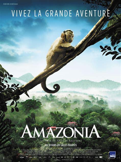 amazonia   affiches allocine