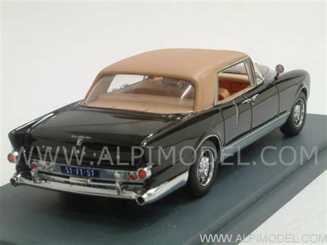 neo Facel Vega Excellence Black / Beige 1958-1964 (1/43 ...