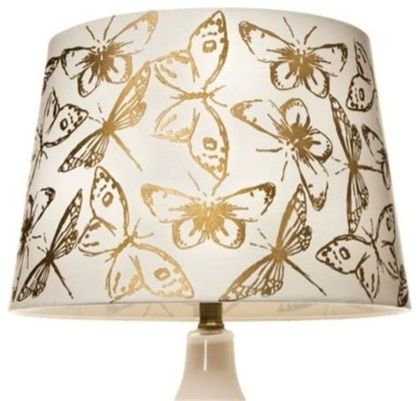 butterfly wall decor target threshold butterfly gold foil lshade large