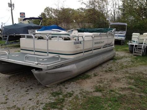 Craigslist Boats Indianapolis In by Pontoon New And Used Boats For Sale In Indiana