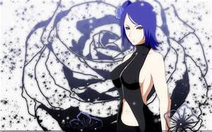 Naruto - Konan Rose Wallpapers - HD Wallpapers 94997