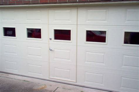 walk through garage door walk through garage door residential walk through garage door installation repair hudson