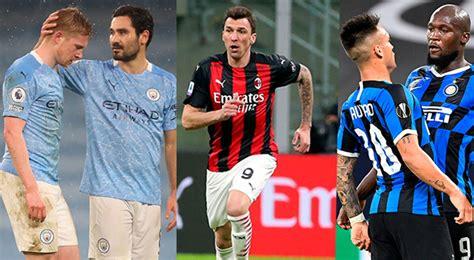 Partidos de hoy martes 26 de enero EN VIVO Manchester City ...