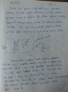 Solved  Q1  Draw And Explain In Details Of The Full Wave