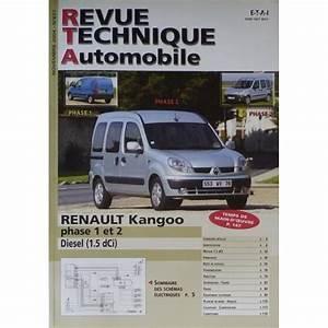 Kangoo 1 Phase 2 : rta revue technique automobile renault kangoo i phase 1 et 2 diesel ~ Medecine-chirurgie-esthetiques.com Avis de Voitures