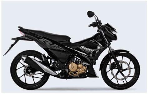 suzuki raider  fi full specifications  price