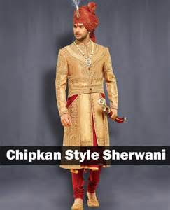 grooms attire for wedding 9 types of wedding sherwani every groom should