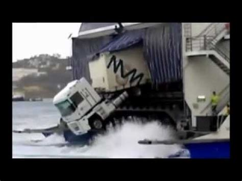 Boat Parking Fails by Ferry Boat Truck Parking Fail