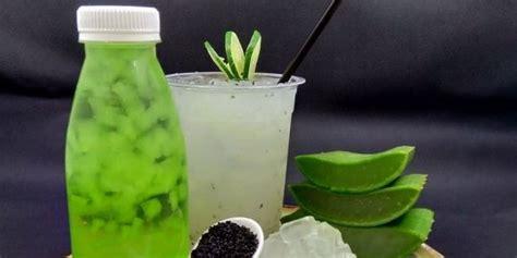 Di akhir promosi ini membawa jamu tidak hanya dikenal sebagai minuman kebesaran raja saja, namun juga merambah. 6 Resep Minuman dari Lidah Buaya yang Menyegarkan, Sehat ...