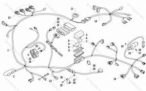 Arctic Cat Side By Side 2013 Oem Parts Diagram For Wiring Harness Assembly