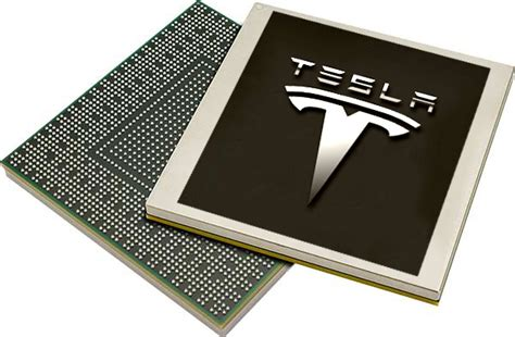 analysis  amd working  tesla  ai chip means