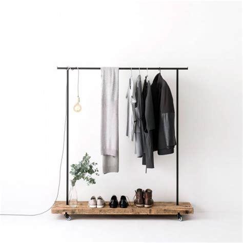 Kleiderständer Holz Design by Kleiderstange Altholz 01 Weld Co Stilherz