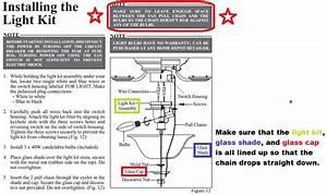 Hampton bay ceiling fan light wiring diagram diagrams