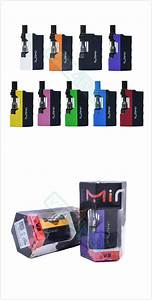 Imini V2 Thick Oil Starter Kit With 650mah Variable