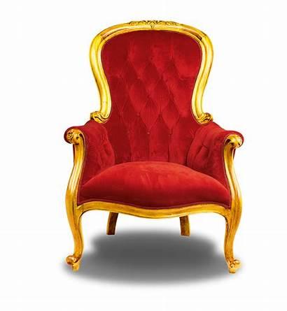 Chair Throne Clipart Postscript Encapsulated Furniture Hq
