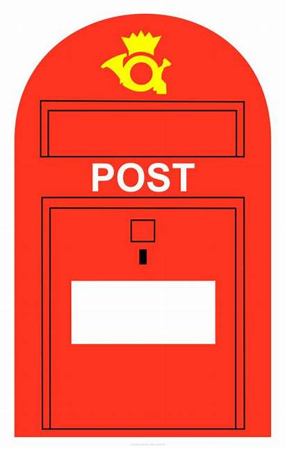 Box Clipart Postbox Danish Industry Windows Clipground