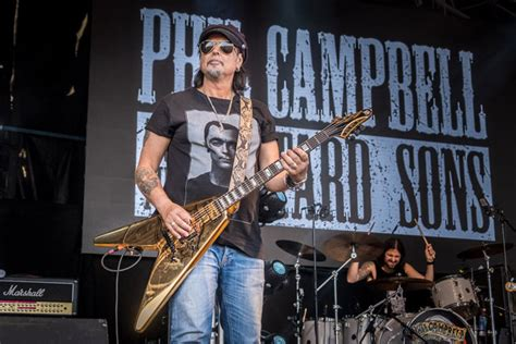 Phil Campbell / Ultimate stress reliever, if you like a ...
