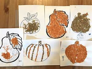 Basteln Mit Kindern Schnell Und Einfach : 5 minuten diy linsen bilder mit kindern basteln mamaskind ~ A.2002-acura-tl-radio.info Haus und Dekorationen