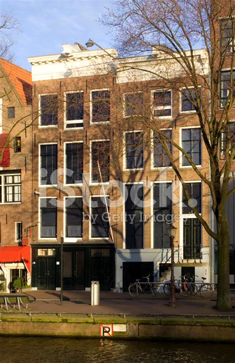 maison d frank amsterdam pays bas photos freeimages