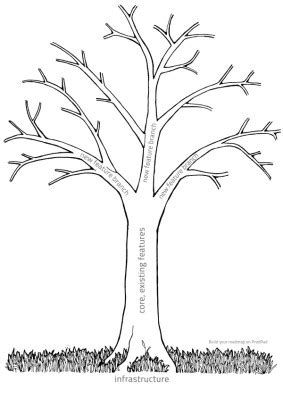 Tree Trunk And Roots Template by Tree Bark For Craft Projects Bing Images