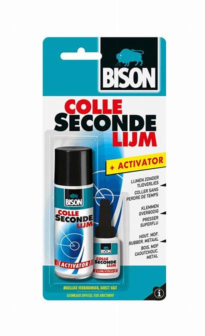 Bison Activator Bond Seconde Colle Produit
