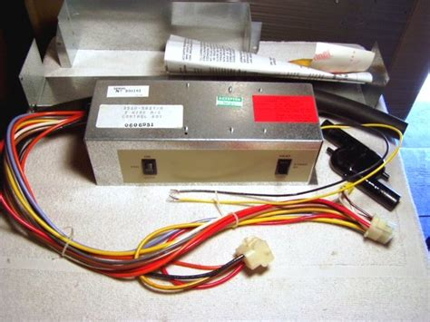 Control Box Mobile Home Repair