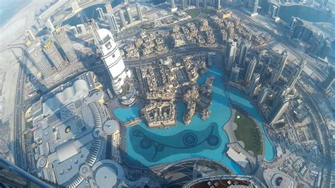 Burj Khalifa Top Floor Inside by Burj Khalifa Tour And View From The 148th Floor At The