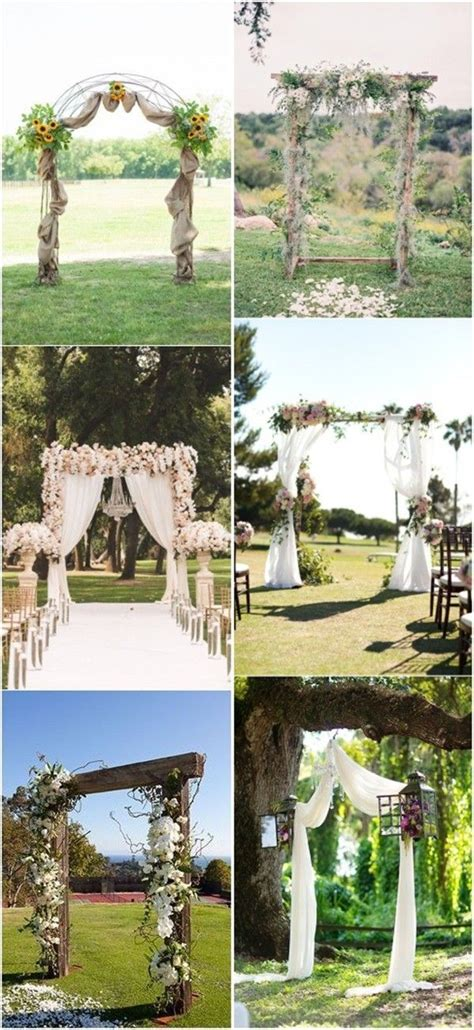 20 genius outdoor wedding ideas all things wedding