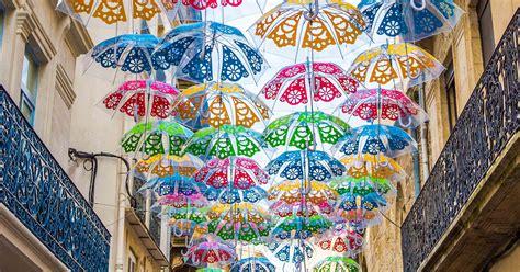 chambre de commerce de beziers béziers parapluies en folie