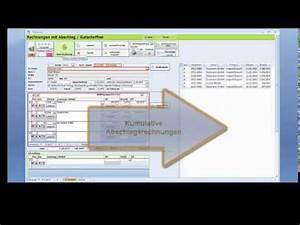Kumulative Rechnung : abschlagsrechnung teilrechnung schlussrechnung youtube ~ Themetempest.com Abrechnung