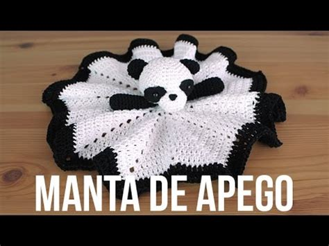 manta de apego  bebes de crochet youtube