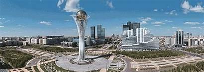 Future Astana Behance