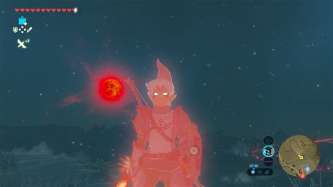 Zelda Blood Moon The Blood Moon Rises Once Again Breath Of The Wild