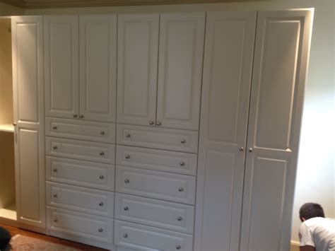 Wardrobe Closet Wall Unit by Custom Wardrobe Wall Units Shapeyourminds