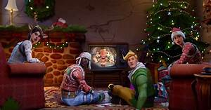 Christmas Themed Fortnite Skins May Return With Unlockable