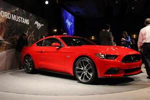 European Prices For 2015 Ford Mustang Revealed - The Truth About Cars