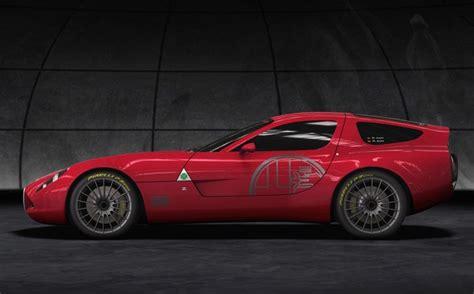 Alfa Romeo Tz3 Corsa Unveiled At Villa D'este